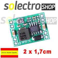 Convertidor DC 3A 1,6- 26V Regulable MP1584 STEP Down Arduino mini LM2596 A0007