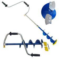 HT Enterprises NERO Tele Hand Auger 7 Inch Kit Blue Mnak-7