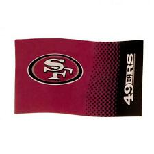 San francisco 49ers grand partisans drapeau 5ftx3ft 5x3' fd