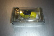 Plastic Scarab lure in unusual yellow & black color by Plastic Image