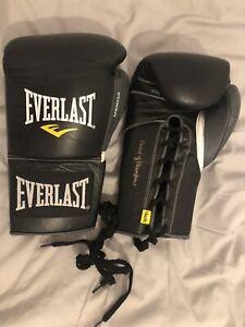 Everlast Powerlock 10oz Boxing Gloves