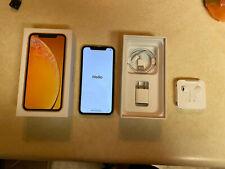 Apple iPhone XR - 64GB - Yellow (Verizon) A1984 (CDMA + GSM)