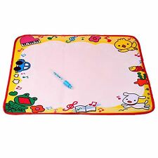 Kinder Malmatte 49x37cm Aqua Magic Mat Malen mit Wasser wie Aqua Doodle Malstift