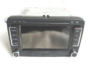 VW RNS 510 Navigationssystem 1T0035680A mit Code
