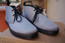 Dr. Martens DAYTONA Satin SILVER, femme Boots, argent , 40 EU ////SOLDE\\