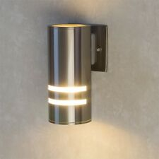 ARTIKA Stainless Steel V1 Outdoor & Indoor LED Wall Light. IP65 with LED 8W Bulb