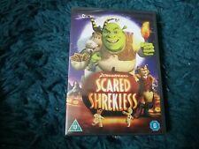 scared shrekless dvd new freepost