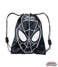 Spiderman Turnbeutel - Sportbeutel Blau