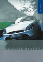 Ford Puma 1.4i/1.7i UK Market Brochure July 1999 26 Pages Inc Specs Info,Colours