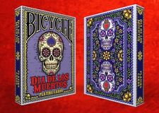 Bicycle Dia De Los Muertos Limited Edition Playing Cards Painted Deck New