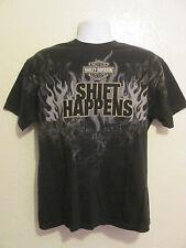 Harley Davidson Shift Happens Buddy Stubbs Arizona T Shirt. Large.