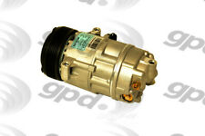 A/C Compressor-New Global 6512435 fits 2006 BMW Z4 3.0L-L6