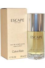 Calvin Homme Parfums Klein Pour 50mlAchetez Ebay Sur Escape 80PXwOkn