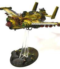 Citadel WARHAMMER 40k ORK Orc Blitza Bomba Burna Yellow CUSTOM PAINTED Built O07