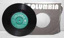 "7"" Single - Teddy Johnson & Pearl Carr - How Wonderful to Know - Columbia - 1961"