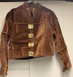 Battlestar Galactica Colonial Warrior Battle Jacket Costume Replica Signed by 5