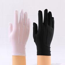 Unisex Protection Gloves Mittens Sunscreen Gloves Wrist Glove Spandex Gloves New