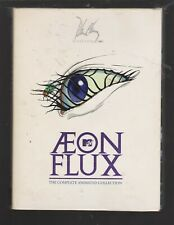 'Aeon Flux' Complete Animated Collection Dvd Director'S Cut