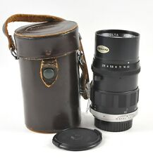 Minolta Auto Tele Rokkor-PF 1:2.8 F=135 mm Lens with case