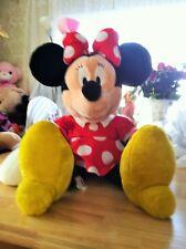 "Walt Disney ! JAMBO LARGE  Minnie Mouse 30"" plush  stuffed animal"