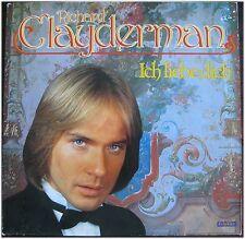 Richard Clayderman, Ich liebe dich, VG/VG, LP (8363)