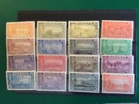 BAhamas stamps GVI 1948 SG 178/93 MH