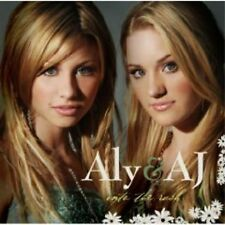 ALY&AJ . INTO THE RUSH  CD POP-ROCK INTERNAZIONALE