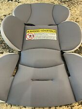 Graco 4ever Insert Cushion replacement padding car seat Infant Newborn Gray