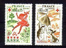 Frankreich Michelnummer  1942 - 1943  postfrisch