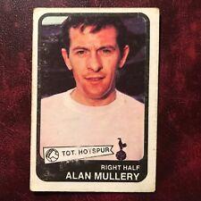 1968/69 A&BC Footballer Set ALAN MULLERY #35 TOTTENHAM HOTSPUR SPURS - VG