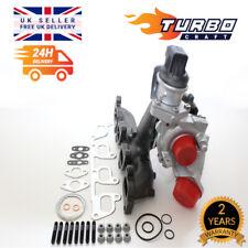 Turbocharger Turbo 54399700098 Audi VW Seat Skoda 1.6 TDi 105HP + Gaskets
