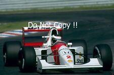 Gerhard Berger McLaren MP4/6 F1 temporada 1991 fotografía 1
