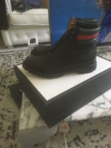 Mens Gucci Boots (Size 8.5 UK)