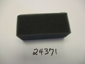 NEW REPLACEMENT WEEDEATER  AIR FILTER PN 24371