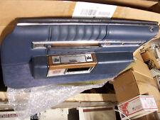 1984 SEDAN DEVILLE BLUE RIGHT FRONT DOOR PANEL OEM USED CADILLAC 1980 1982 1983