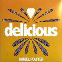 Daniel Powter CD Single Delicious - Promo - France (M/M)