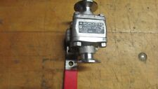 Worcester Triclover Ball Valve- Stainless, AO1, Used
