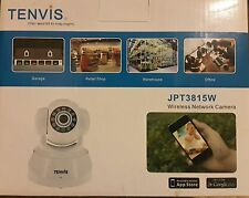 TENVIS JPT3815W Wireless IP Pan/Tilt/ Night Vision Internet Surveillance Camera