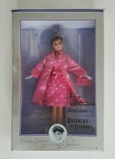AUDREY HEPBURN HOLLY GOLIGHTLY BREAKFAST AT TIFFANY'S BARBIE DOLL 1998 NRFB MIB!