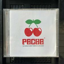 VARIOUS : Pacha - The World's Most Famous Club Sound  > VG (2CD)