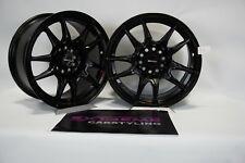 Sale! Motec Motorsport rims velgen felgen zwart 7x15 ET15 10x105 56,6