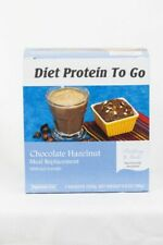 Diet Protein To Go Chocolate Hazelnut Pudding/Shake for weight loss