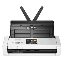 Brother ADS-1700W (A4) escáner móvil inalámbrica color alimentado por hoja