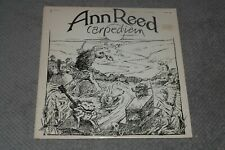 Ann Reed~Carpediem~With Insert~RARE 1981 Private Label Folk / Jazz~FAST SHIPPING