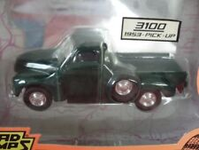 1/43 Yat Ming Road Champs Chevrolet 3100 Pick Up 1953 grün 64805