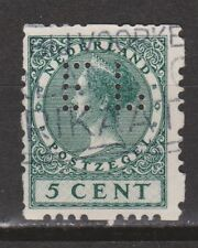 R40 Roltanding 40 used PERFIN EL Nederland Netherlands Pays Bas syncopated
