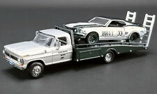 Greenlight - Ford Ramp Truck with #33 1969 Mustang - Allan Moffat - 1:64 by ACME