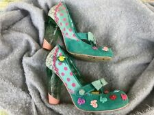 Irregular Choice Bunny Shoes sz 39