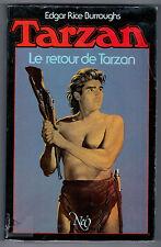 """LE RETOUR DE TARZAN"" E. R. BURROUGHS (1986) NEO L INTEGRALE - 2"