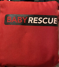 Baby Rescue Canvas Safety Emergency Fire Escape Evacuation Device Bag